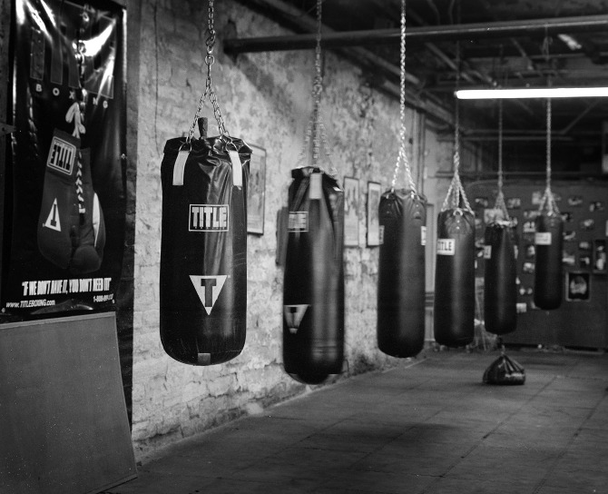 Boxing form 6 basics to set up